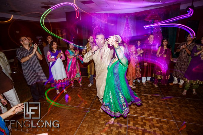 Navneet & Nakul's Sangeet | Hilton Atlanta Northeast | Atlanta Indian Wedding Photography