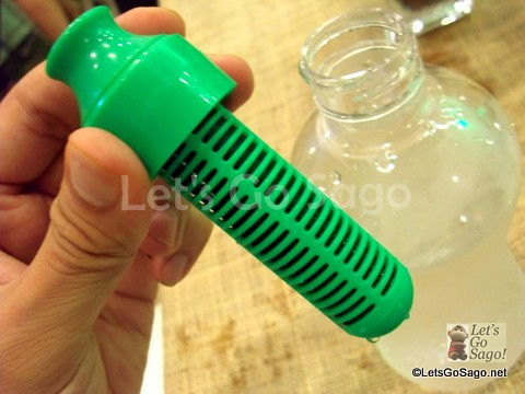 Bobble Carbon Filter