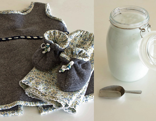 homemade dress | homemade laundry detergent