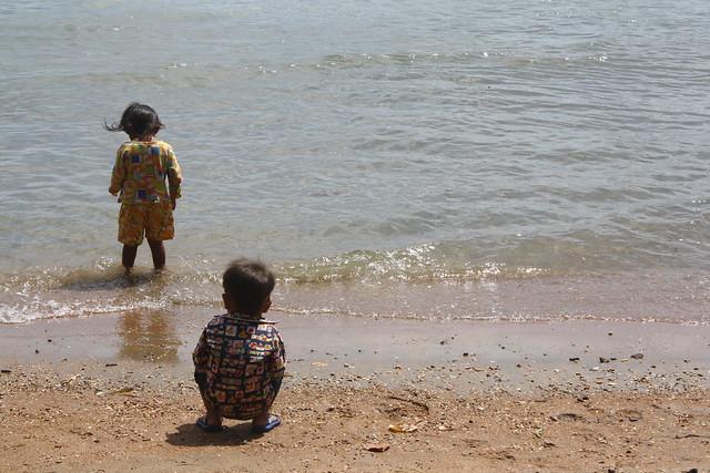 Children in Southeast Asia