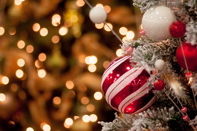peppermint ornaments por Raspnerrytart