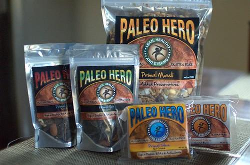 Paleo Hero products