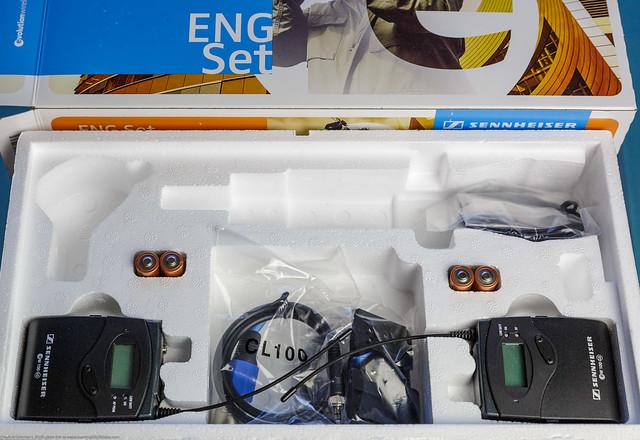 Senheiser G3 Wireless System Review