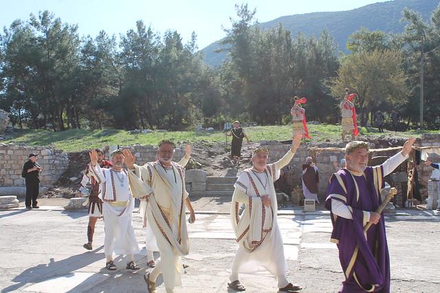 Presentation at Efes