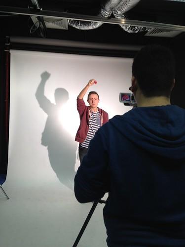 Video Sting Photo