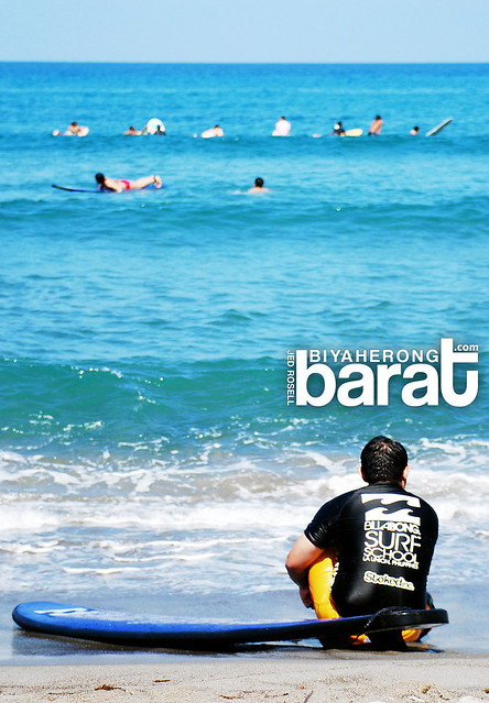 Billabong Surf School San Juan La Union Philippines