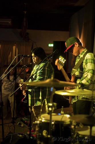 Mayonnaise at 70's Bistro - Nov. 14, 2012