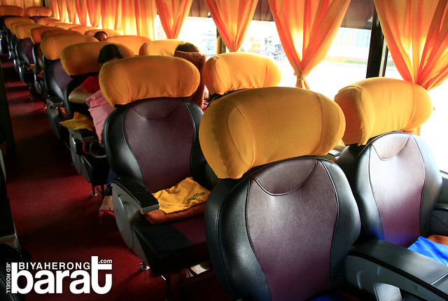 executive coach genesis joy bus