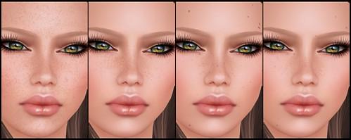 Glam Affair | Amberly | Freckles