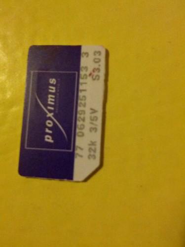 *la* carte SIM
