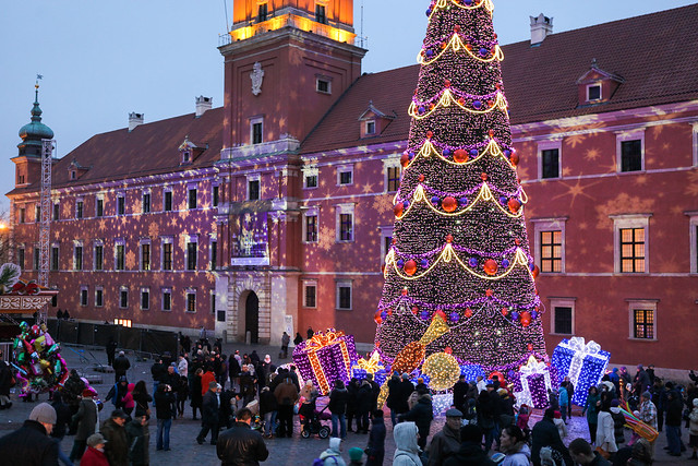 Jarmark Bożonarodzeniowy / Christmas market