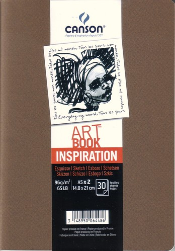 Canson Art Book: Inspiration