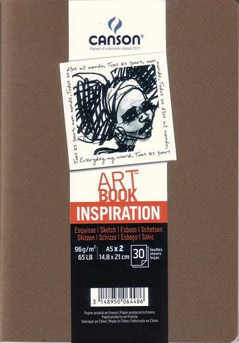 Canson Art Book: Inspiration