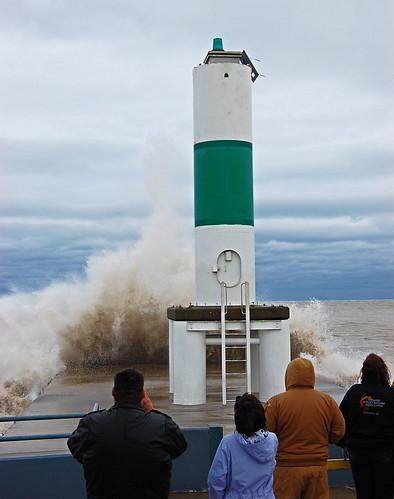 Lake Michigan after Sandy 27