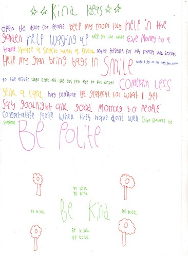 National Kindness Day UK Poster