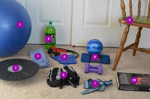 """Home PT """"Gym"""""""