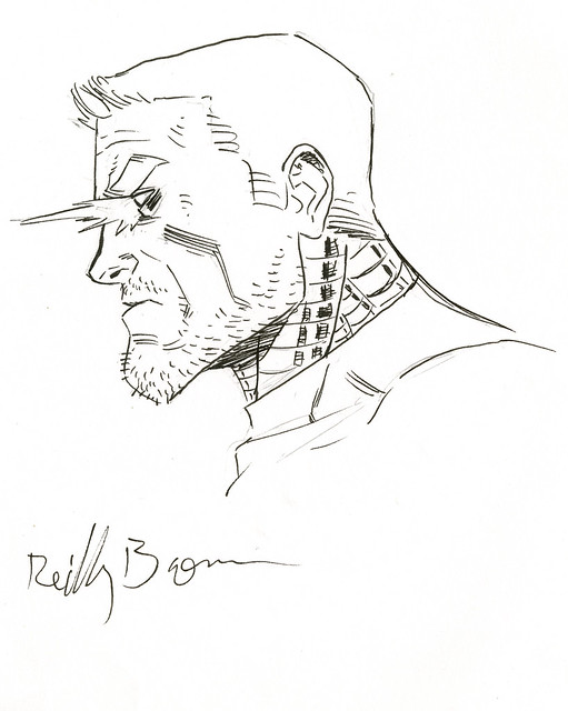 Cable by Reilly Brown