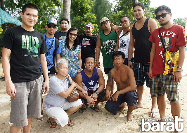 Vacation in Cagbalete Island MVT Sto Nino