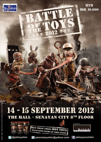 battle of the toys 2012