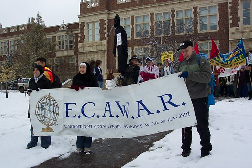 Ten Years of ECAWAR Slide Show