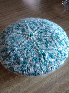 Shelby hat blocking
