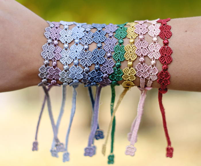 Braccialetti Cruciani: new colors