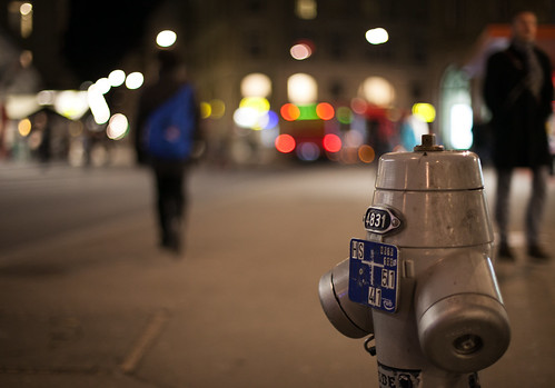 Portrait of a hydrant II