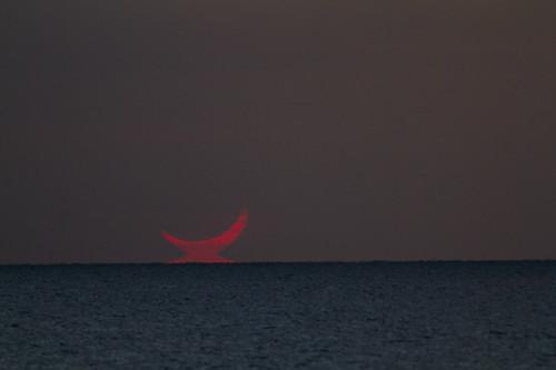 Solar Eclipse - 14 November 2012