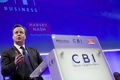 Cameron CBI 2012