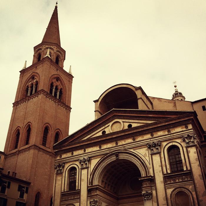 Mantova, in love