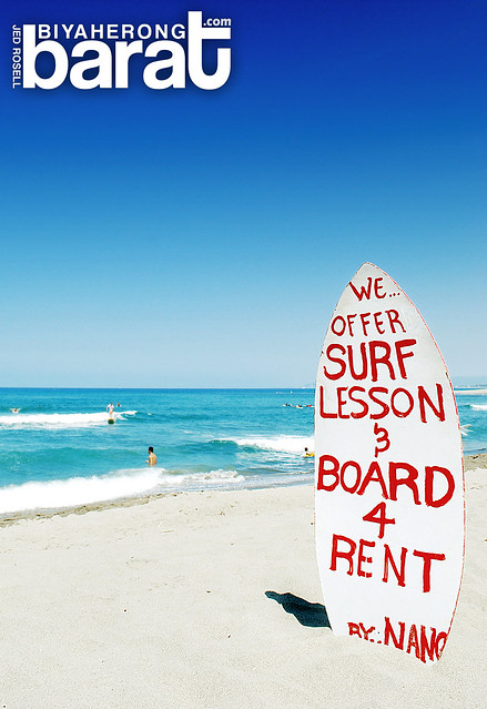 Surf Lessons and board rentals in San Juan La Union