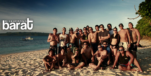 Puka Beach Boracay Island vacation 2012