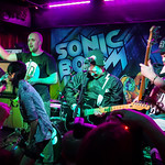 Sonic Boom Six @ Borderline, London