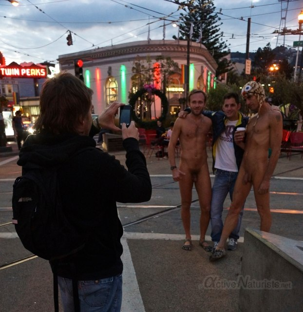 naturist 0001 Castro District, San Francisco CA, USA