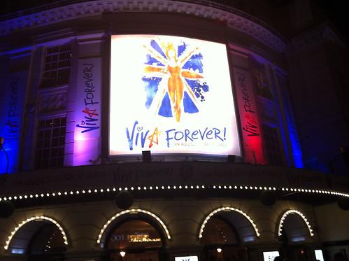 Viva Forever theatre 3