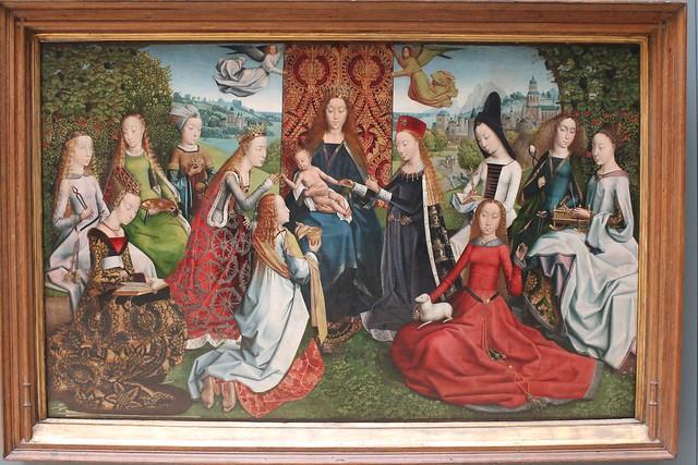 Virgo inter Virgines