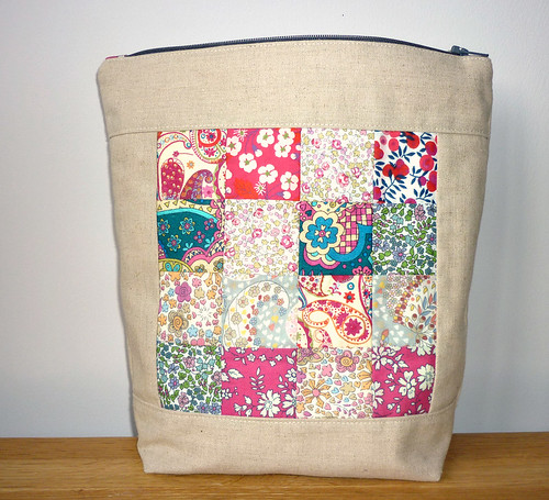 Liberty bag by All Stitched Up