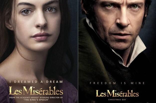 Les Misérables Posters