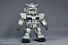SDGO RX-78-2 (G3 Rare Color Variation) Unboxing & Review - SD Gundam Online Capsule Fighter (10)
