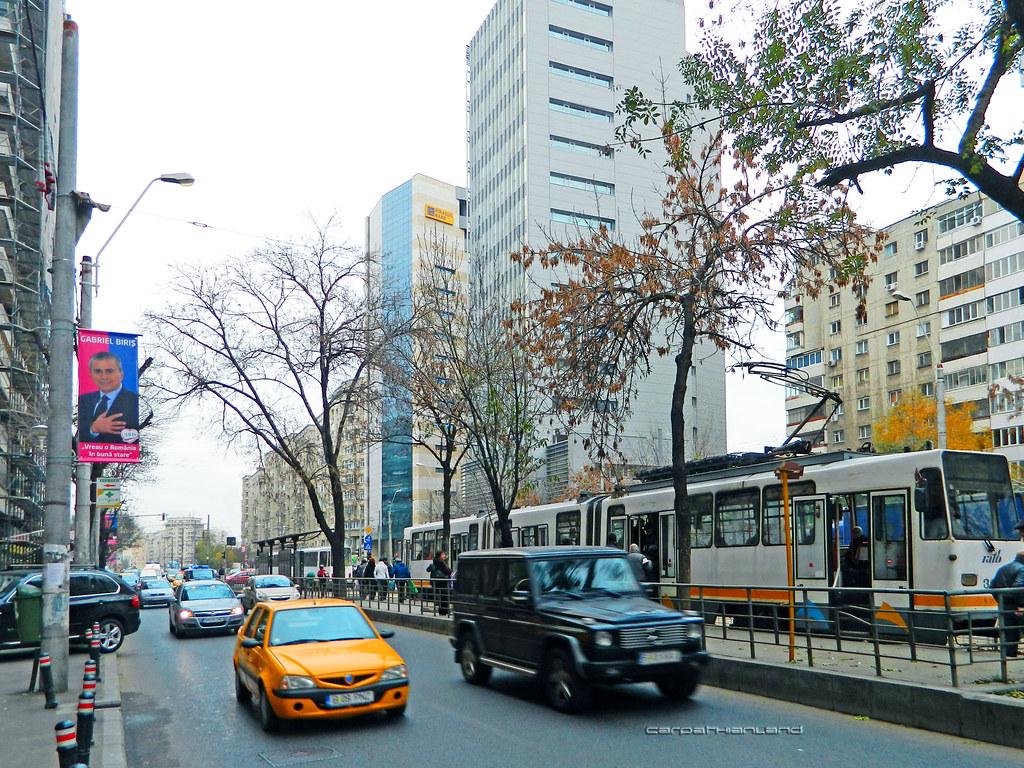 Titulescu Road, Bucharest
