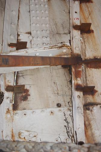 repair to hull