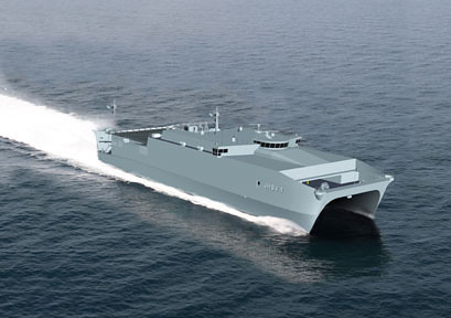 Joint High Speed Vessel