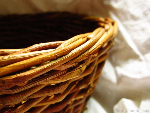 Day 340 Old Basket by pixygiggles