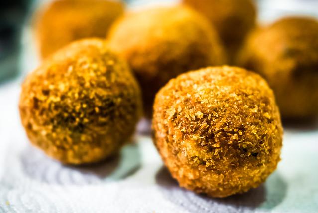 Santa Lucia: het grote arancini feest