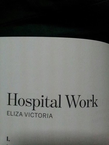 """Hospital Work"""