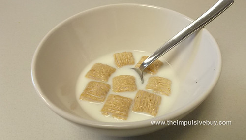 Kellogg's Mini Wheats Crunch Brown Sugar Milk