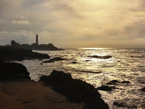 Coastal Light - Pigeon Point - 2012
