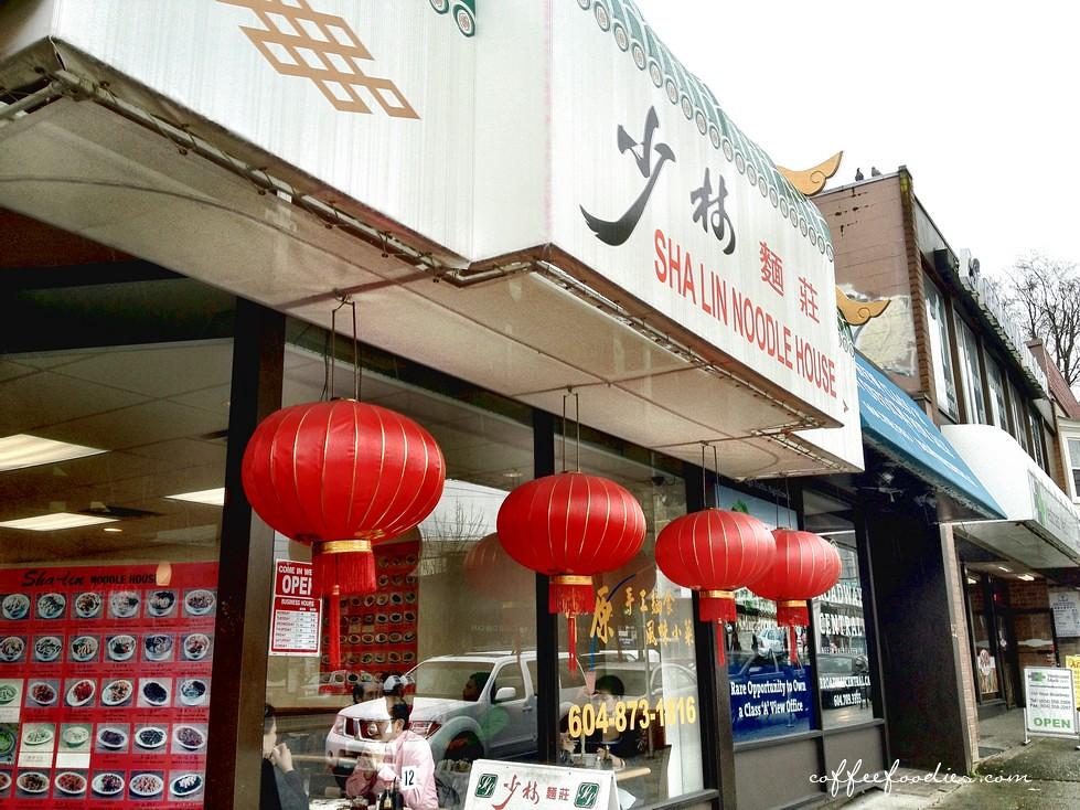 Sha Lin Noodles