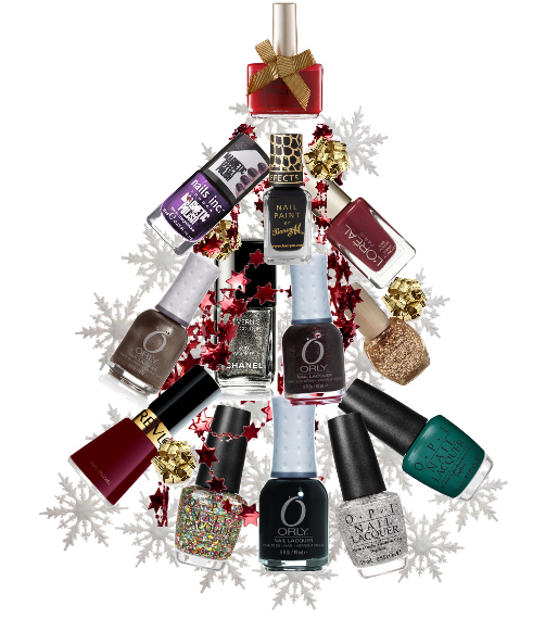 nail-polish-trends-christmas-2012-new-year-holiday