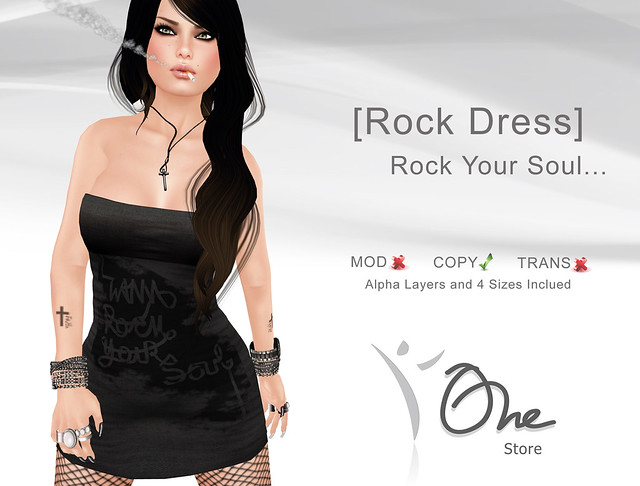 [Rock Dress] Rock Your Soul...